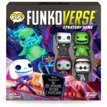 Funkoverse Strategy Game: Tim Burton's The Nightmare Before Christmas 100