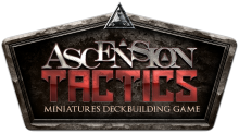 Ascension Tactics: Miniatures Deckbuilding Game
