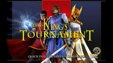 The King's Tournament: Card Game