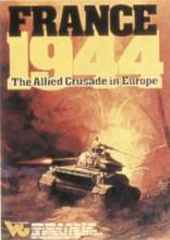 France 1944: The Allied Crusade in Europe