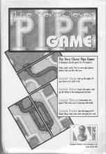 The Very Clever Pipe Game