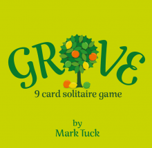 GROVE: A 9 card solitaire game
