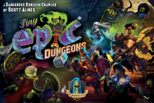 Tiny Epic Dungeons