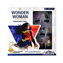 DC Comics HeroClix: Wonder Woman 80th Anniversary Miniatures Game