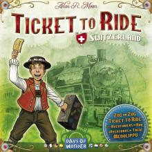 Ticket to Ride: Switzerland