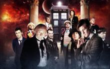 The Twelve Doctors: Doctor Who Card Game
