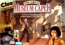 Clue: The Great Museum Caper