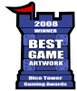 2008 Best Game Artwork Winner