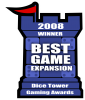 2008 Best Game Expansion Winner