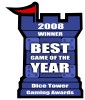 2008 Best Game of the Year Winner