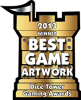 Best Game Artwork 2013 Winner