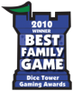 2010 Best Family Game Winner