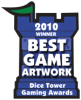 2010 Best Game Artwork Winner