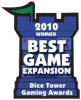 2010 Best Game Expansion Winner