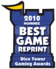 2010 Best Game Reprint Nominee