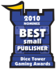 2010 Best Small Publisher Nominee