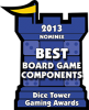 Best Board Game Components 2013 Nominee