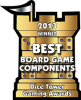 Best Board Game Components 2013 Winner