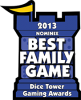 2013 Best Family Game Nominee