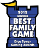 2012 Best Family Game Nominee
