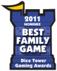 2011 Best Family Game Nominee