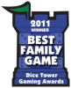2011 Best Family Game Winner