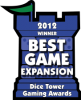 2012 Best Game Expansion Winner