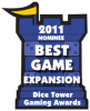 2011 Best Game Expansion Nominee
