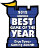 2012 Best Game of the Year Nominee