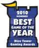 2010 Best Game of the Year Nominee