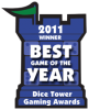 2011 Game of the Year Winner