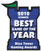 2010 Best Game of the Year Winner