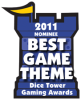 2011 Best Game Theme Nominee