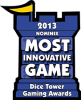 2013 Most Innovative Game Nominee