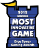 2012 Most Innovative Game Nominee