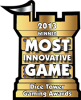 2013 Most Innovative Game