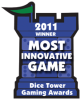 2011 Most Innovative Game Winner