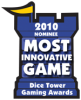 2010 Most Innovative Game Nominee