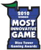 2010 Most Innovative Game Winner