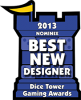 2013 Best New Designer Nominee