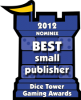 2012 Best Small Publisher Nominee