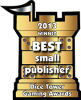 Best Small Publisher