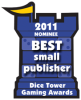 2011 Best Small Publisher Nominee