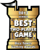 Best Two-Player Game 2013 Winner
