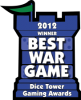 2012 Best War Game Winner