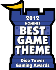 2012 Best Game Theme Nominee