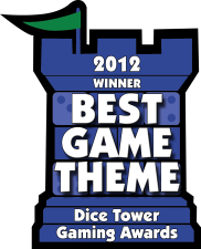 2012 Best Game Theme Winner