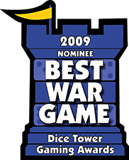 2009 Best War Game Nominee