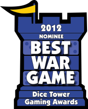 2012 Best War Game Nominee