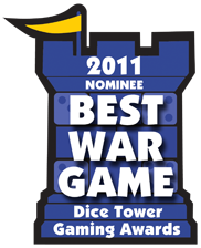 2011 Best War Game Nominee